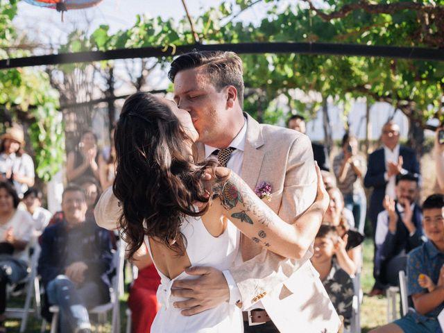 El matrimonio de Tomás y Pilar en Paine, Maipo 16