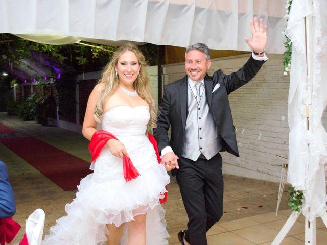 El matrimonio de Katherina y Victor