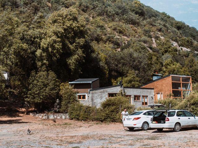El matrimonio de Cristian y Karla en San José de Maipo, Cordillera 3