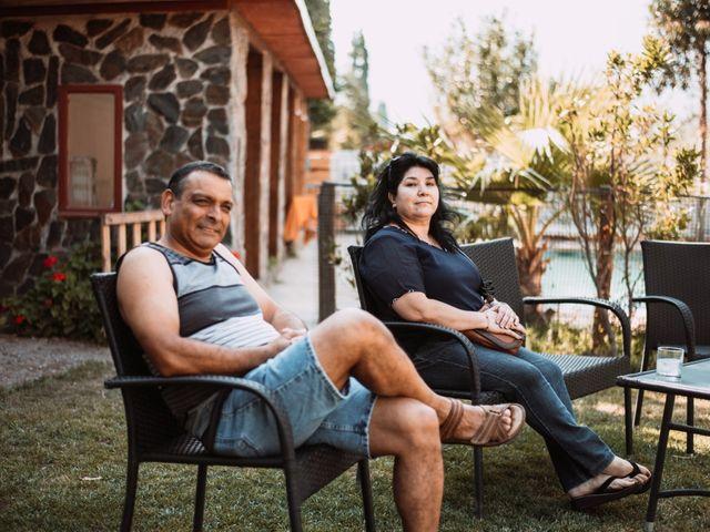 El matrimonio de Cristian y Karla en San José de Maipo, Cordillera 17