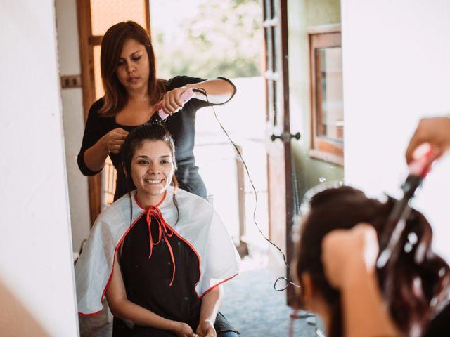 El matrimonio de Cristian y Karla en San José de Maipo, Cordillera 22