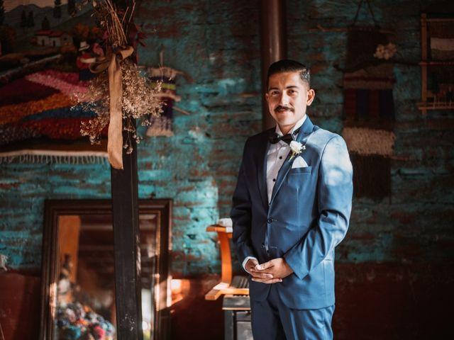 El matrimonio de Cristian y Karla en San José de Maipo, Cordillera 40