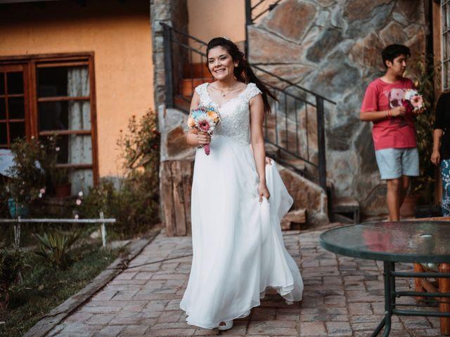 El matrimonio de Cristian y Karla en San José de Maipo, Cordillera 52