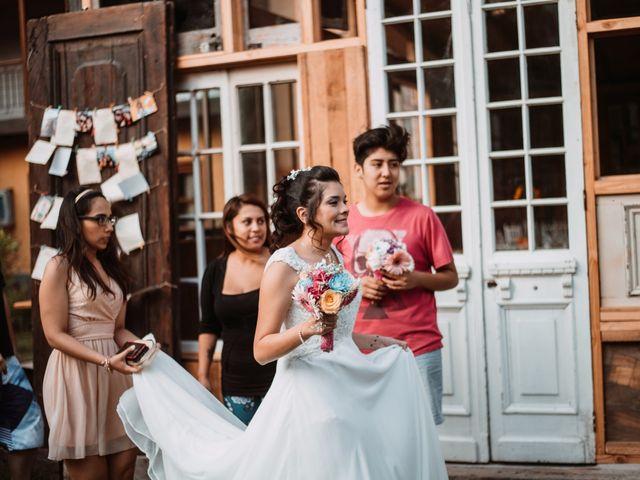 El matrimonio de Cristian y Karla en San José de Maipo, Cordillera 54