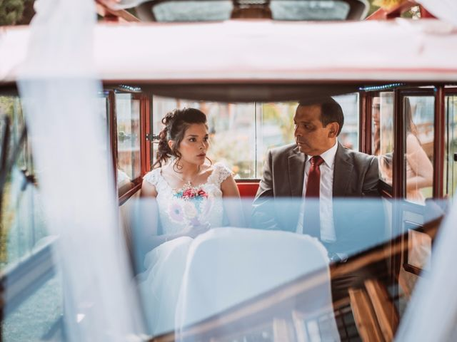 El matrimonio de Cristian y Karla en San José de Maipo, Cordillera 55