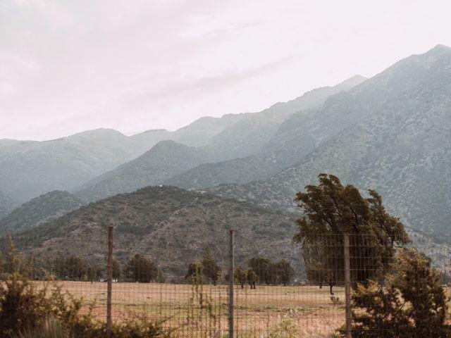 El matrimonio de Cristian y Karla en San José de Maipo, Cordillera 60