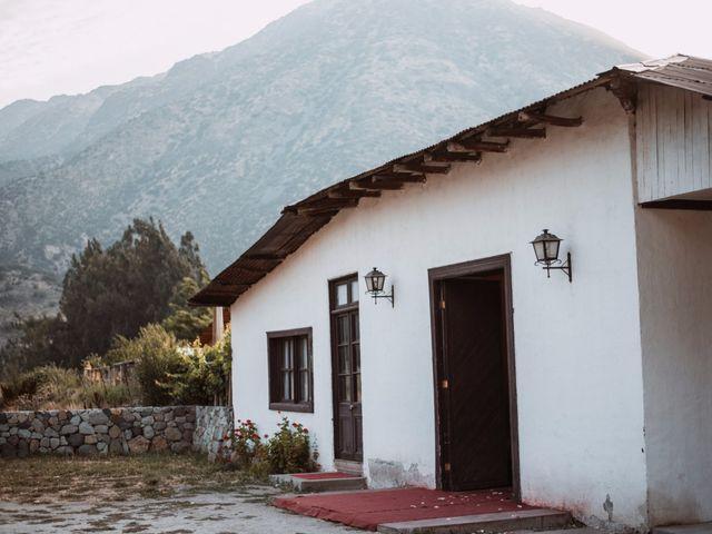 El matrimonio de Cristian y Karla en San José de Maipo, Cordillera 62