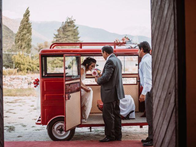 El matrimonio de Cristian y Karla en San José de Maipo, Cordillera 65