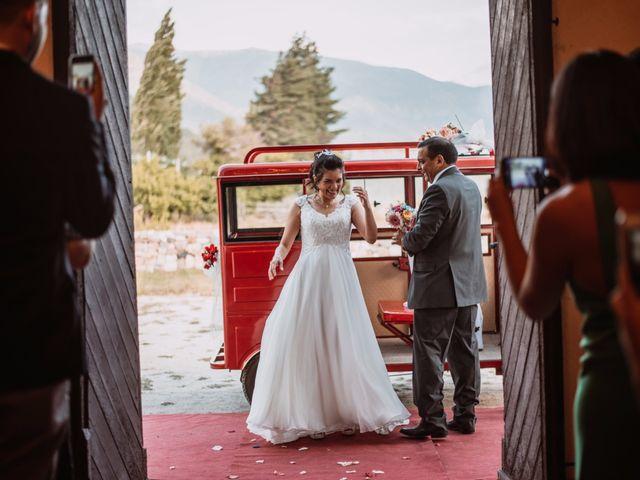 El matrimonio de Cristian y Karla en San José de Maipo, Cordillera 66