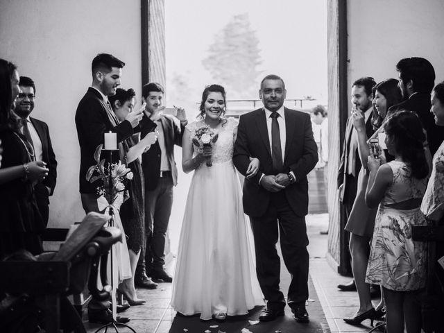 El matrimonio de Cristian y Karla en San José de Maipo, Cordillera 67
