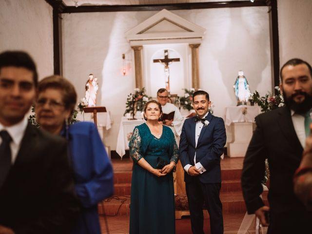 El matrimonio de Cristian y Karla en San José de Maipo, Cordillera 69