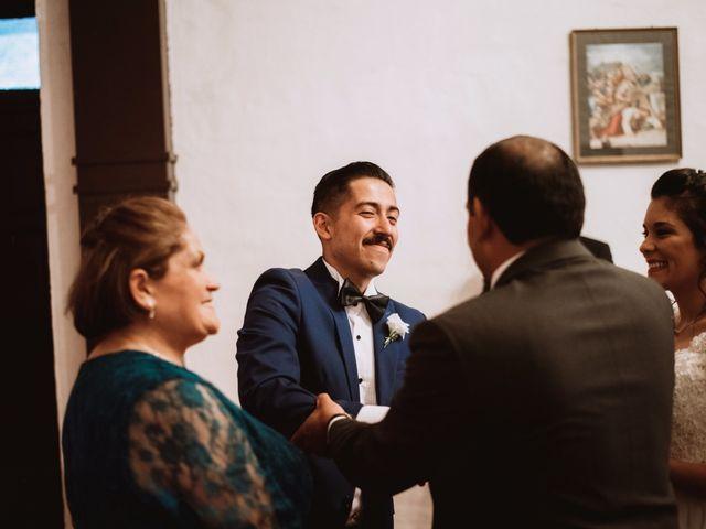 El matrimonio de Cristian y Karla en San José de Maipo, Cordillera 73