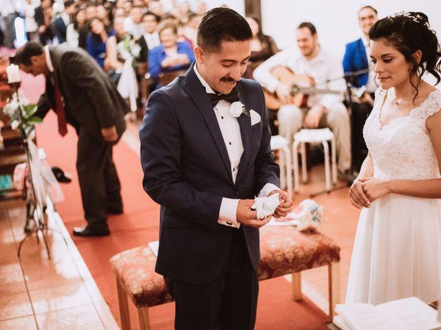 El matrimonio de Cristian y Karla en San José de Maipo, Cordillera 85