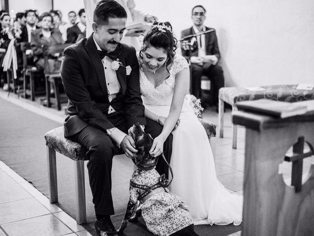 El matrimonio de Cristian y Karla en San José de Maipo, Cordillera 91