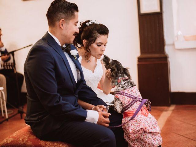 El matrimonio de Cristian y Karla en San José de Maipo, Cordillera 92