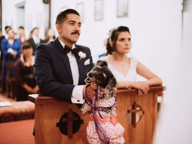 El matrimonio de Cristian y Karla en San José de Maipo, Cordillera 94