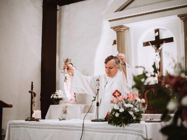 El matrimonio de Cristian y Karla en San José de Maipo, Cordillera 95