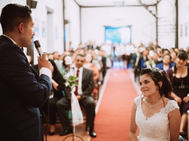 El matrimonio de Cristian y Karla en San José de Maipo, Cordillera 98
