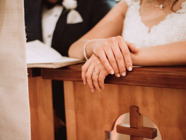 El matrimonio de Cristian y Karla en San José de Maipo, Cordillera 105