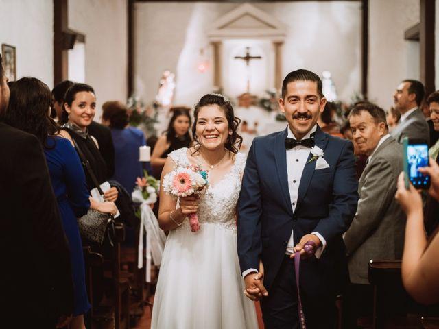 El matrimonio de Cristian y Karla en San José de Maipo, Cordillera 107