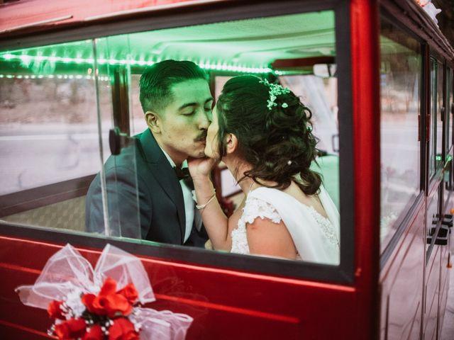 El matrimonio de Karla y Cristian