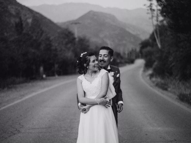 El matrimonio de Cristian y Karla en San José de Maipo, Cordillera 118