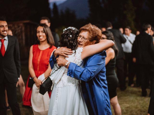 El matrimonio de Cristian y Karla en San José de Maipo, Cordillera 125
