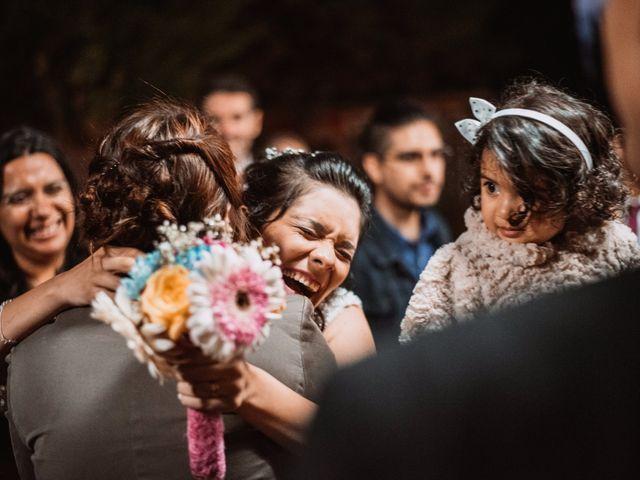El matrimonio de Cristian y Karla en San José de Maipo, Cordillera 127