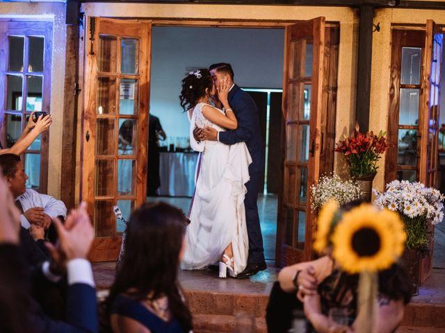 El matrimonio de Cristian y Karla en San José de Maipo, Cordillera 142