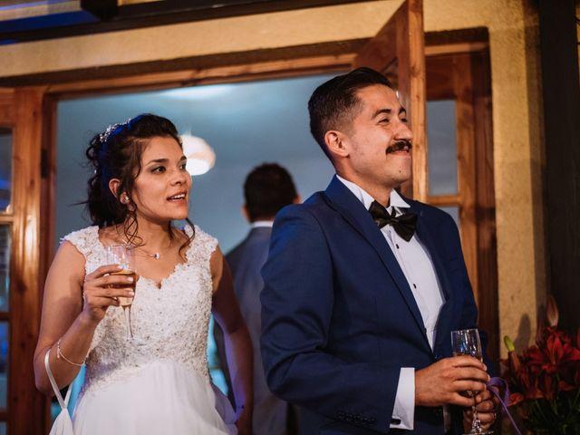 El matrimonio de Cristian y Karla en San José de Maipo, Cordillera 154