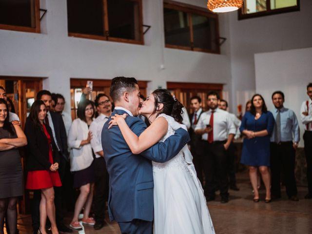 El matrimonio de Cristian y Karla en San José de Maipo, Cordillera 166