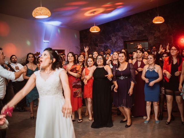 El matrimonio de Cristian y Karla en San José de Maipo, Cordillera 188