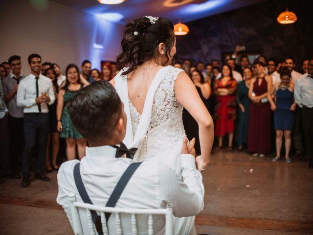 El matrimonio de Cristian y Karla en San José de Maipo, Cordillera 196