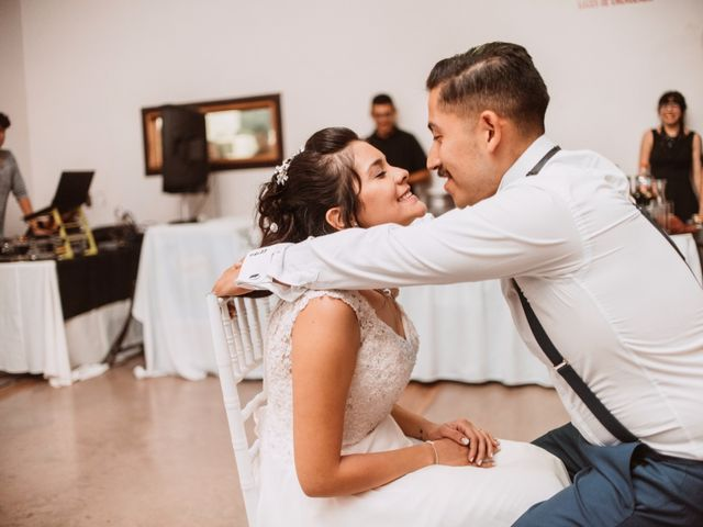 El matrimonio de Cristian y Karla en San José de Maipo, Cordillera 199