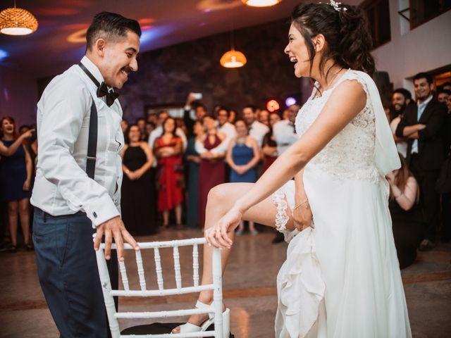 El matrimonio de Cristian y Karla en San José de Maipo, Cordillera 203