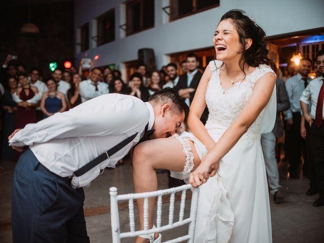 El matrimonio de Cristian y Karla en San José de Maipo, Cordillera 204