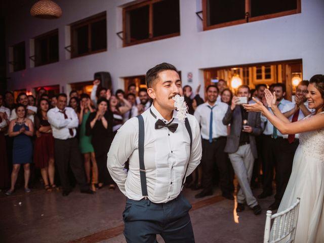 El matrimonio de Cristian y Karla en San José de Maipo, Cordillera 207