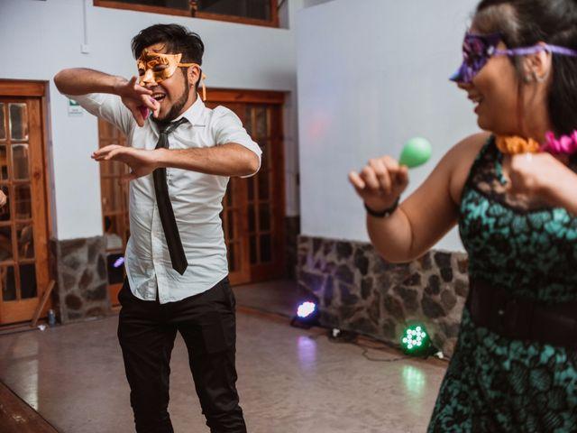 El matrimonio de Cristian y Karla en San José de Maipo, Cordillera 225