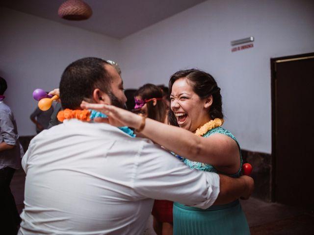 El matrimonio de Cristian y Karla en San José de Maipo, Cordillera 227
