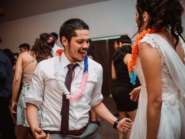 El matrimonio de Cristian y Karla en San José de Maipo, Cordillera 233