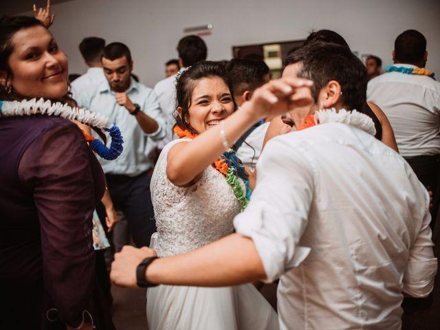 El matrimonio de Cristian y Karla en San José de Maipo, Cordillera 236