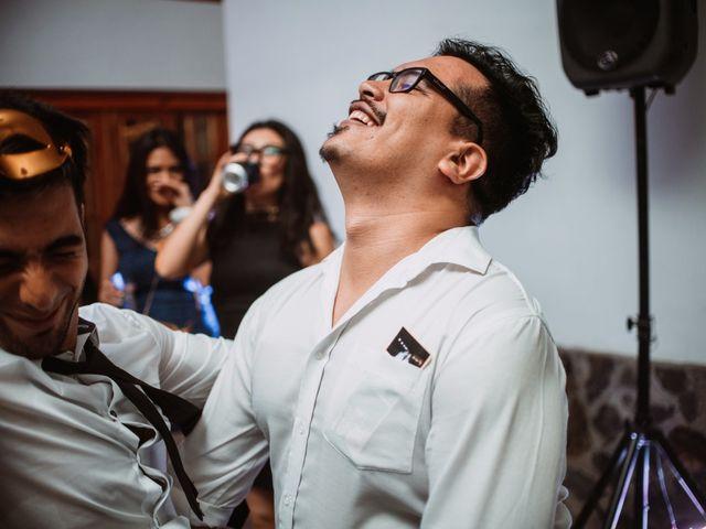 El matrimonio de Cristian y Karla en San José de Maipo, Cordillera 255