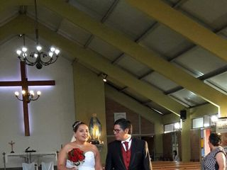 El matrimonio de Elena y Cristian 2