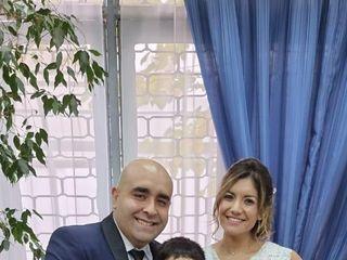 El matrimonio de Pamela y Rodrigo 2
