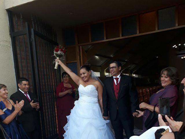 El matrimonio de Cristian y Elena en Curicó, Curicó 8