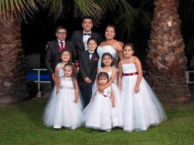 El matrimonio de Cristian y Elena en Curicó, Curicó 1