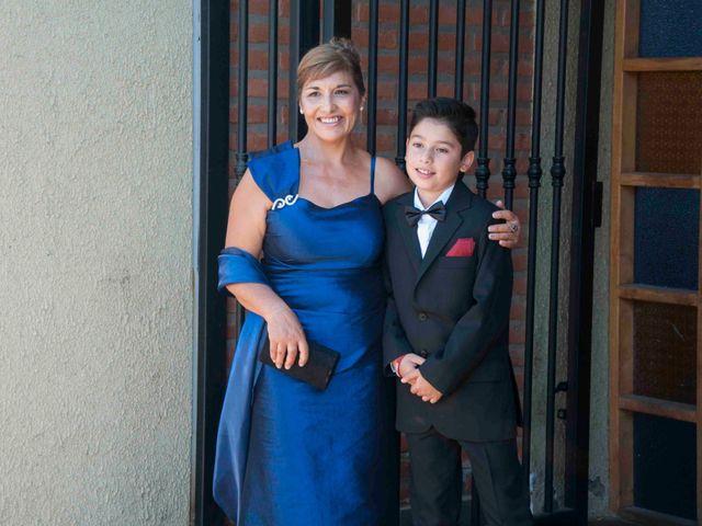 El matrimonio de Cristian y Elena en Curicó, Curicó 20