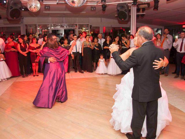 El matrimonio de Cristian y Elena en Curicó, Curicó 27