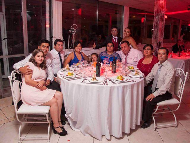El matrimonio de Cristian y Elena en Curicó, Curicó 29