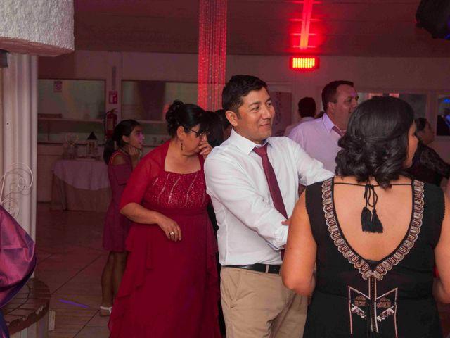 El matrimonio de Cristian y Elena en Curicó, Curicó 35